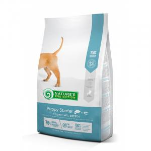 Nature's Protection Puppy AB Starter Lohi & krilli 2kg
